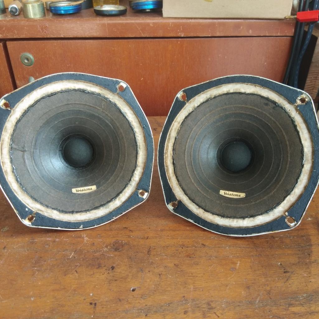 Diatone P610B fullrange speaker (USED) Img_2046