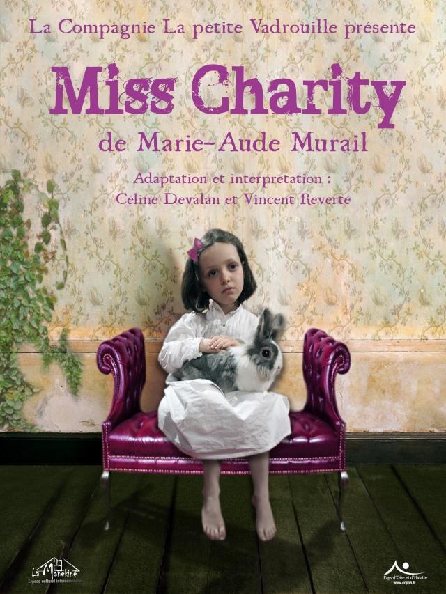 Miss Charity adapté au théâtre Charit10