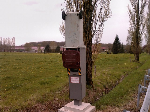 Florilège de radars insolites: Radar010