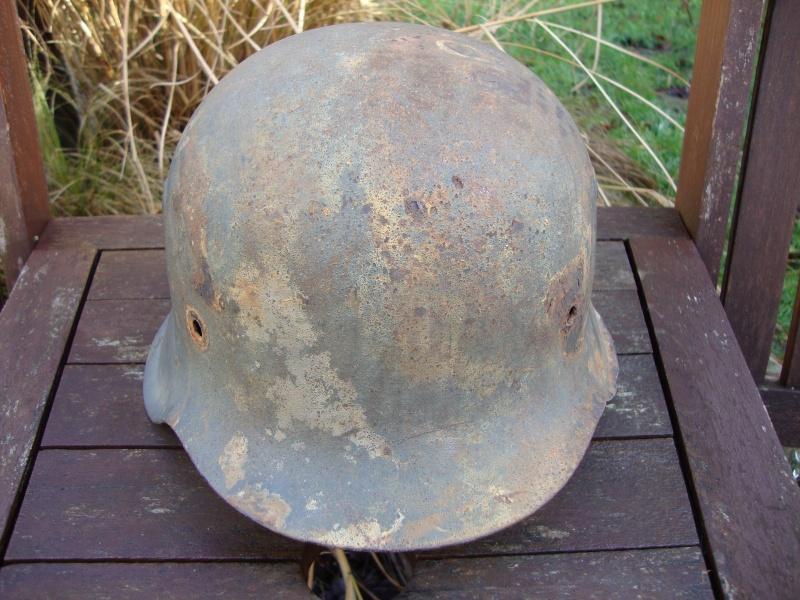 Semi Relic M-42 Helmet. Dsc00210