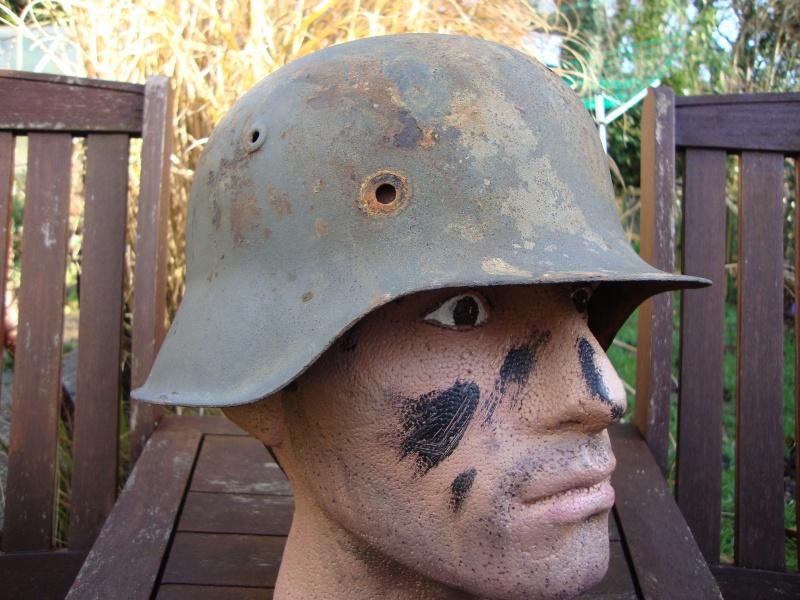 Semi Relic M-42 Helmet. Dsc00212