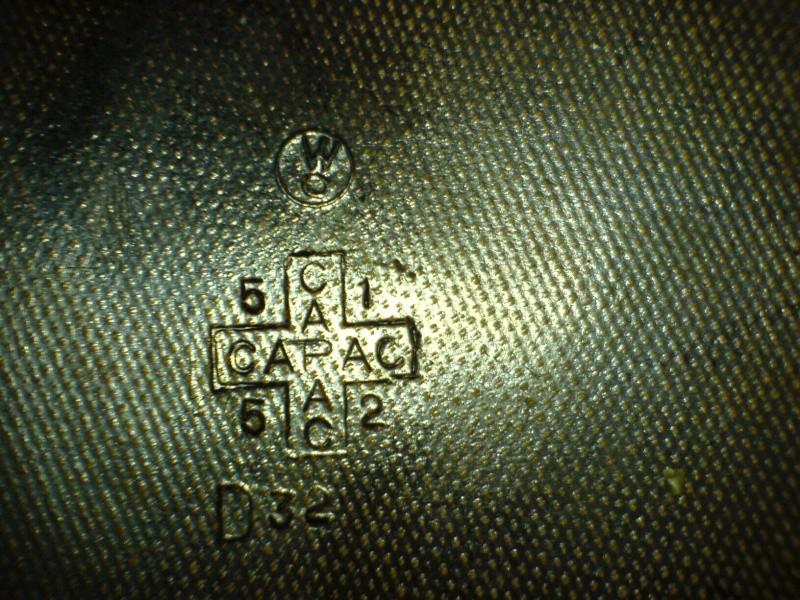 Korean issue M1 helmet Dsc00915