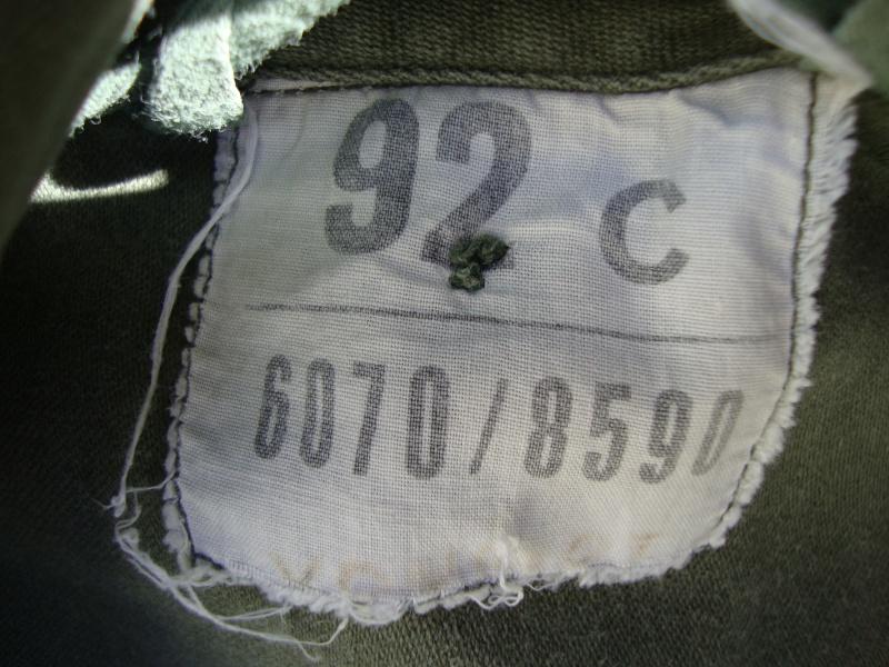 M-64 Jacket. Dsc07320