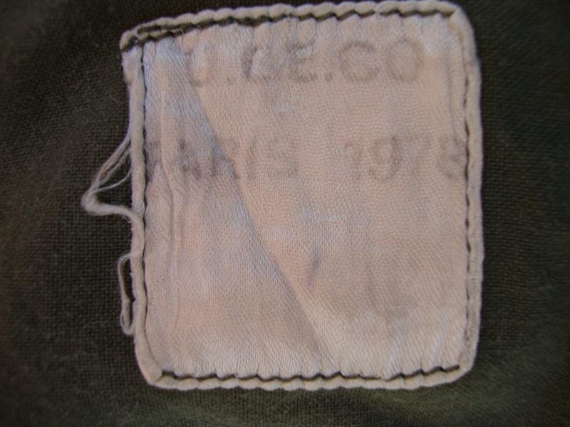 M-64 Jacket. Dsc07321