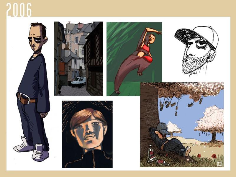 [inspi] Timeline - vos vieux dessins Dessin11