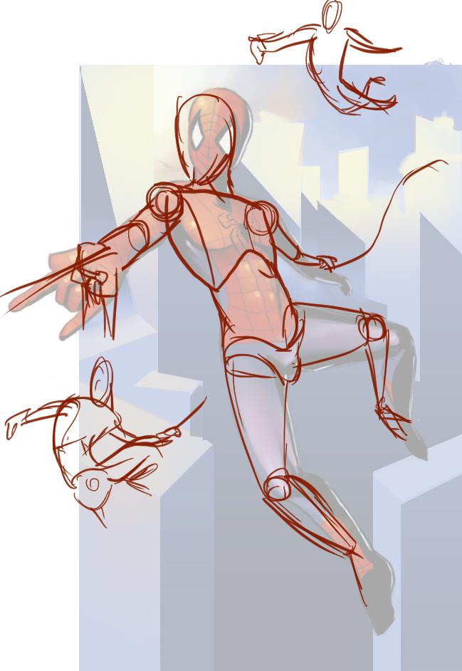Gallerie de Dream - Spider10