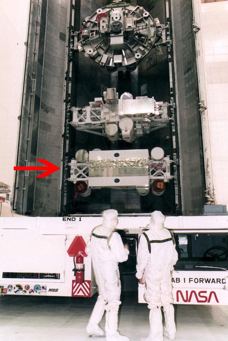 [ISS] Panne + réparation d'un des systèmes de refroidissement  Ksc-9510