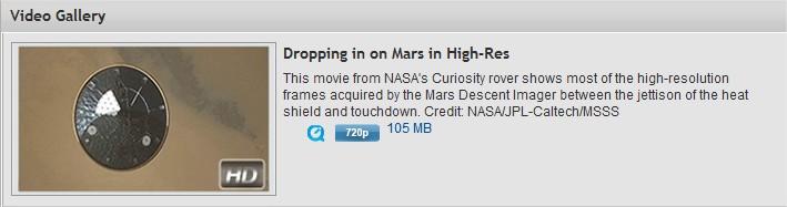 [Curiosity/MSL] Atterrissage sur Mars le 6 août 2012, 7h31 - Page 20 Nasa_n10