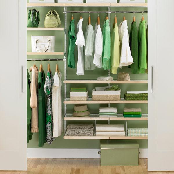 كيف تصممى خزانه ملابس ونصائح للتخزيين  Closet10