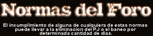 Normas del Foro Lalala13