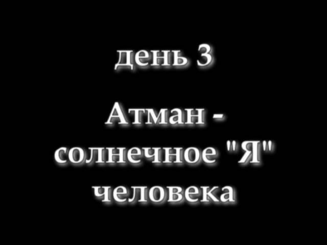 """Гомонов Ю.В. - """"Атман - солнечное """"Я"""" человека"""" [2008 г., DVDRip] 36206410"""