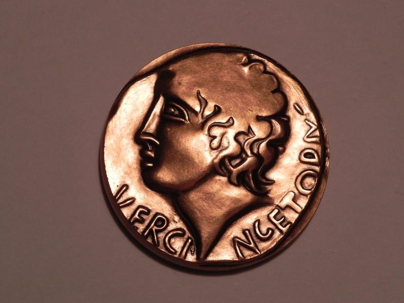 statère d'or de VERCINGETORIX Drachm10