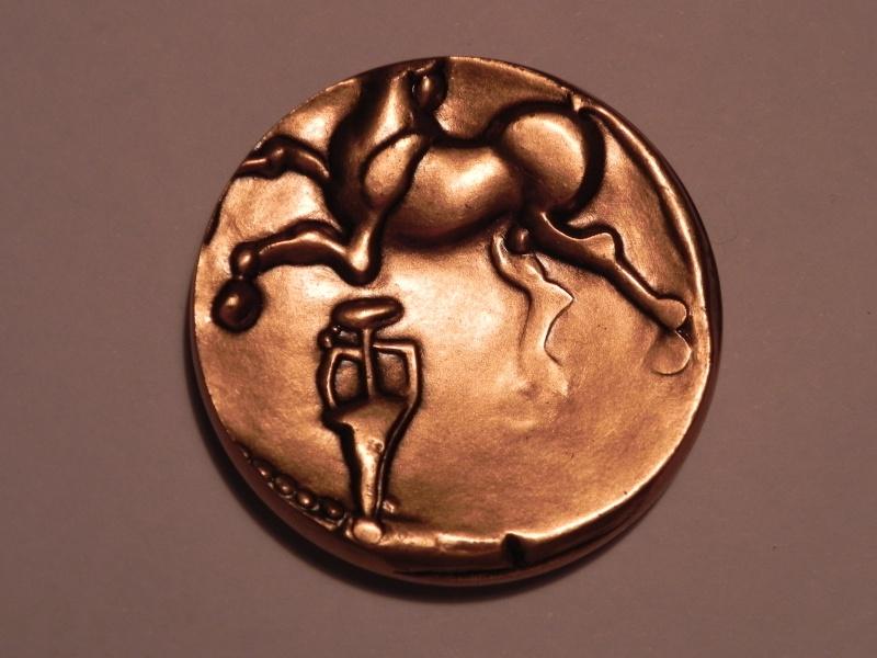 statère d'or de VERCINGETORIX Drachm11