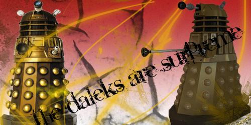 Meh art shop, come ask meh stuff :b  Dalek_10