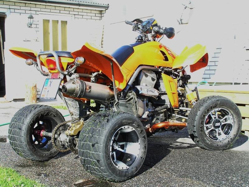 Dinli 450 orange edition - Förbättringar och effekt Nytvat11