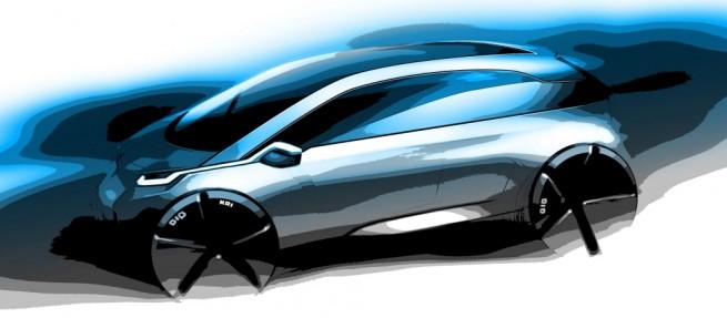 BMW a prezentat propriul MCV – masina viitorului construita din carbon ce va fi pe piata in 2013  Bmw-mc10