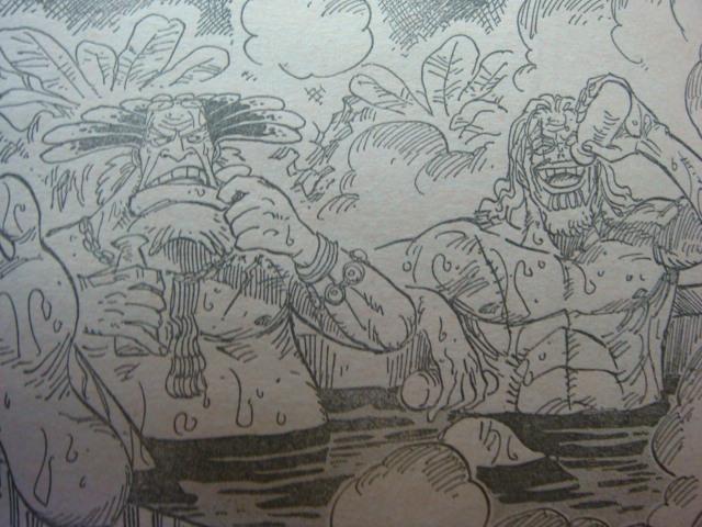 One Piece Manga 591 Spoiler Pics   000011