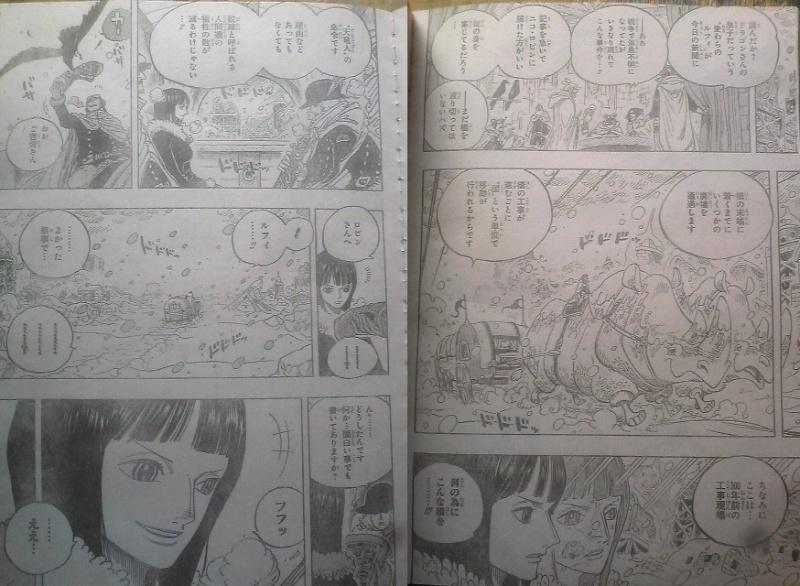 One Piece Manga 593 Spoiler Pics 0210
