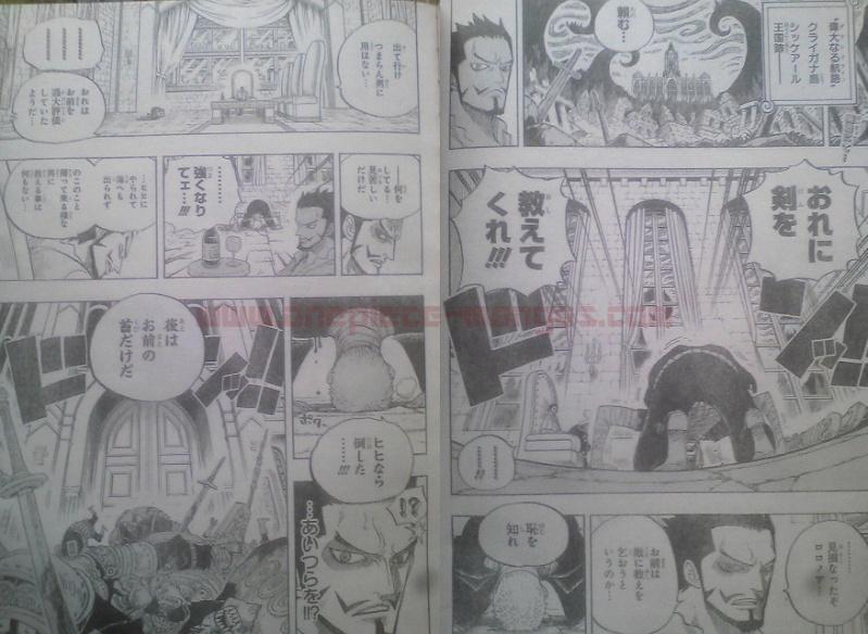 One Piece Manga 597 Spoiler Pics 0310