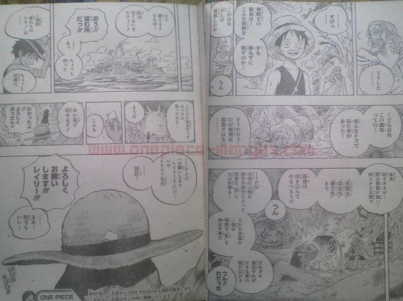 One Piece Manga 597 Spoiler Pics 1712