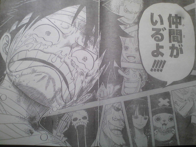 One Piece Manga 590 Spoiler Pics 1810