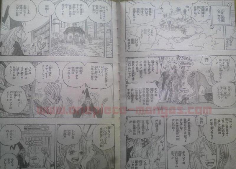 One Piece Manga 596 Spoiler Pics A12