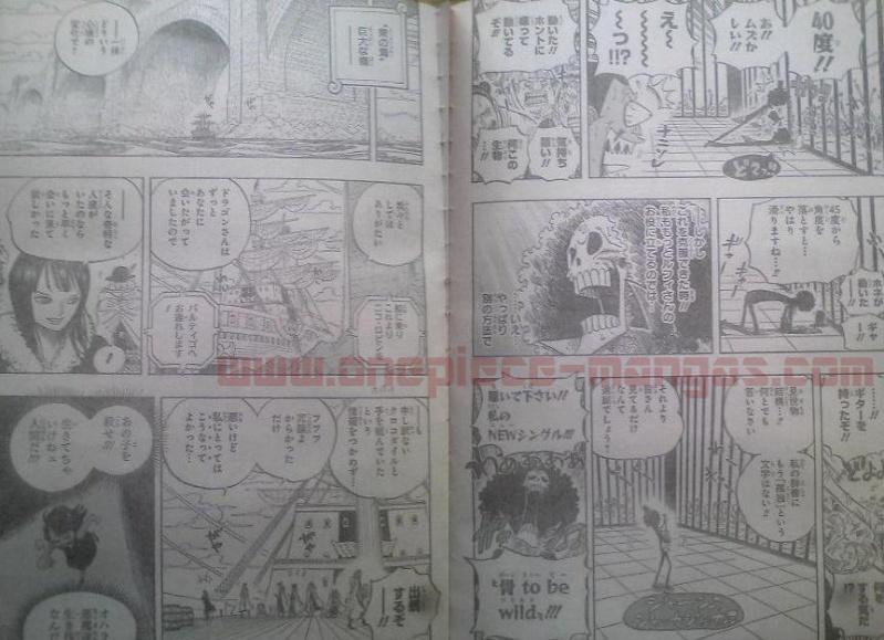 One Piece Manga 596 Spoiler Pics D12