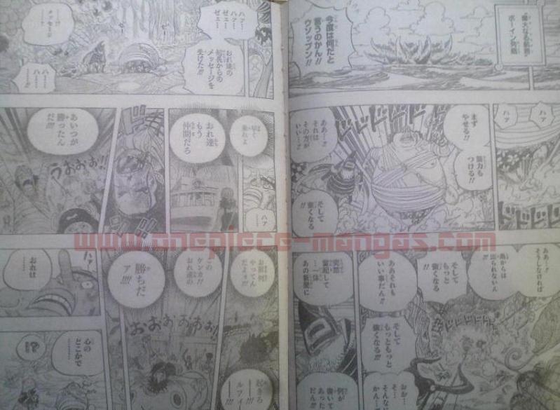 One Piece Manga 596 Spoiler Pics H12
