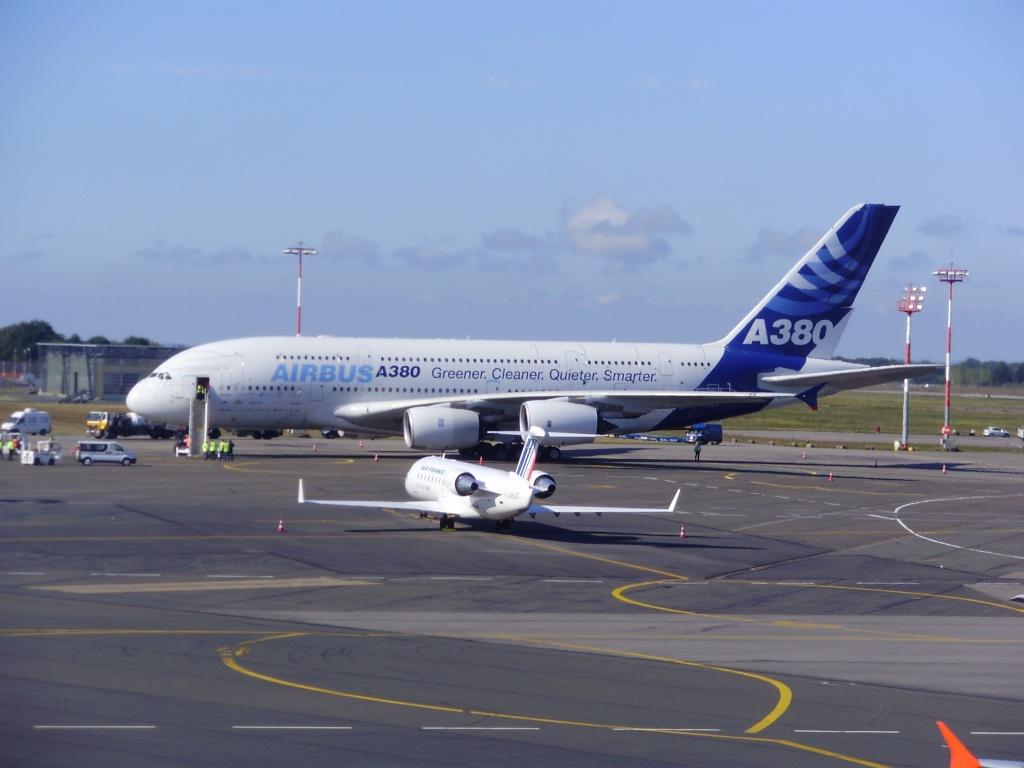 [29/08/2010] Visite de l'Airbus A380 à Nantes-Atlantique ! Body10