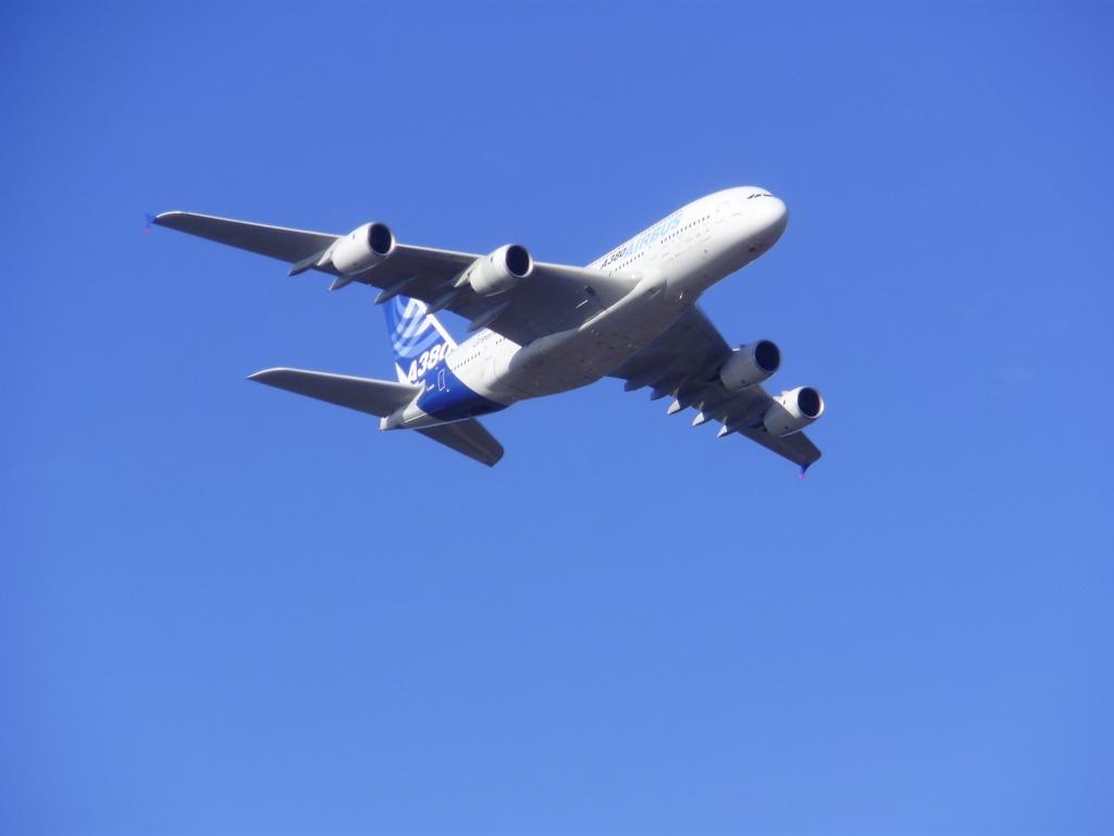 [29/08/2010] Visite de l'Airbus A380 à Nantes-Atlantique ! La310