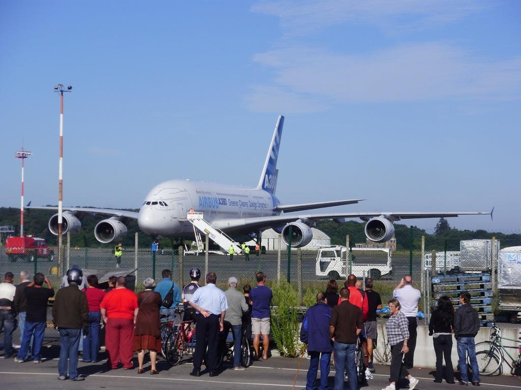 [29/08/2010] Visite de l'Airbus A380 à Nantes-Atlantique ! Prt10