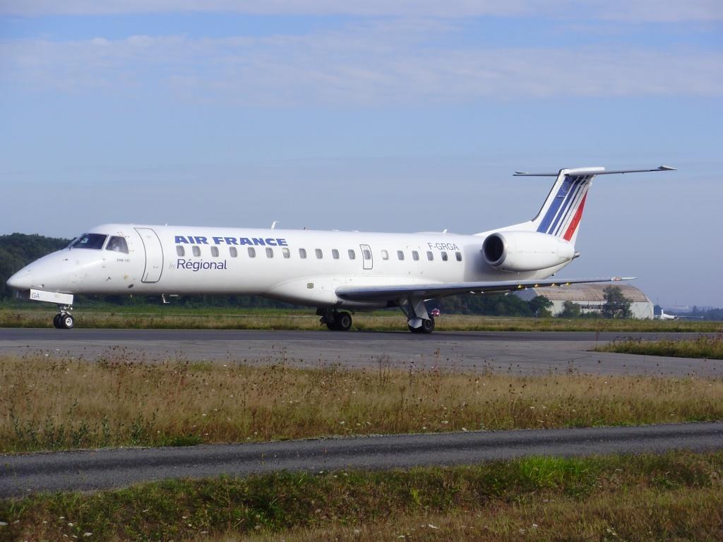[29/08/2010] Visite de l'Airbus A380 à Nantes-Atlantique ! Regioo10