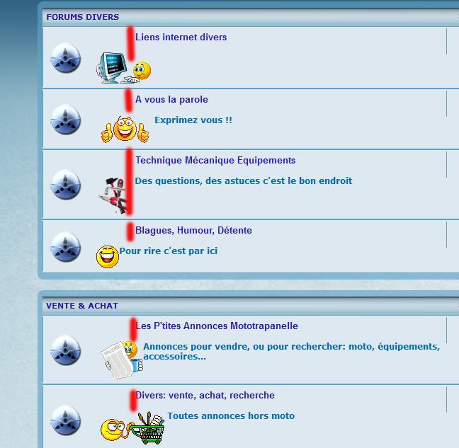 Alignement  texte & icônes dans les catégories forums Sans_t14