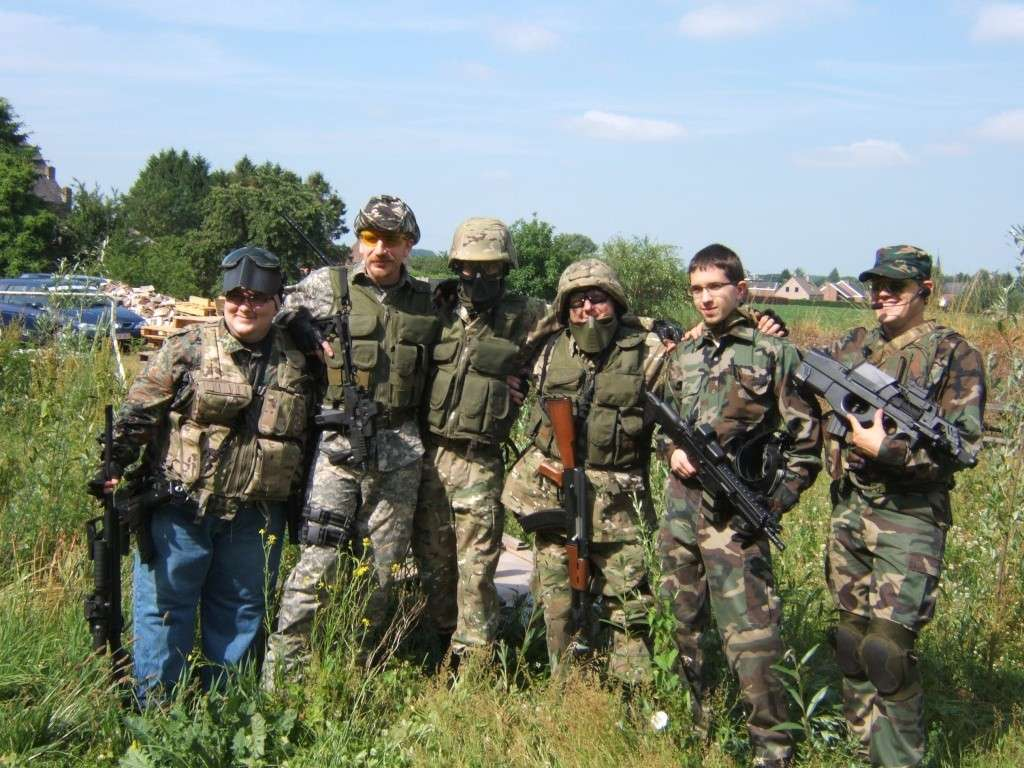 Airsoft Tactic Weapons AirsoftTeam