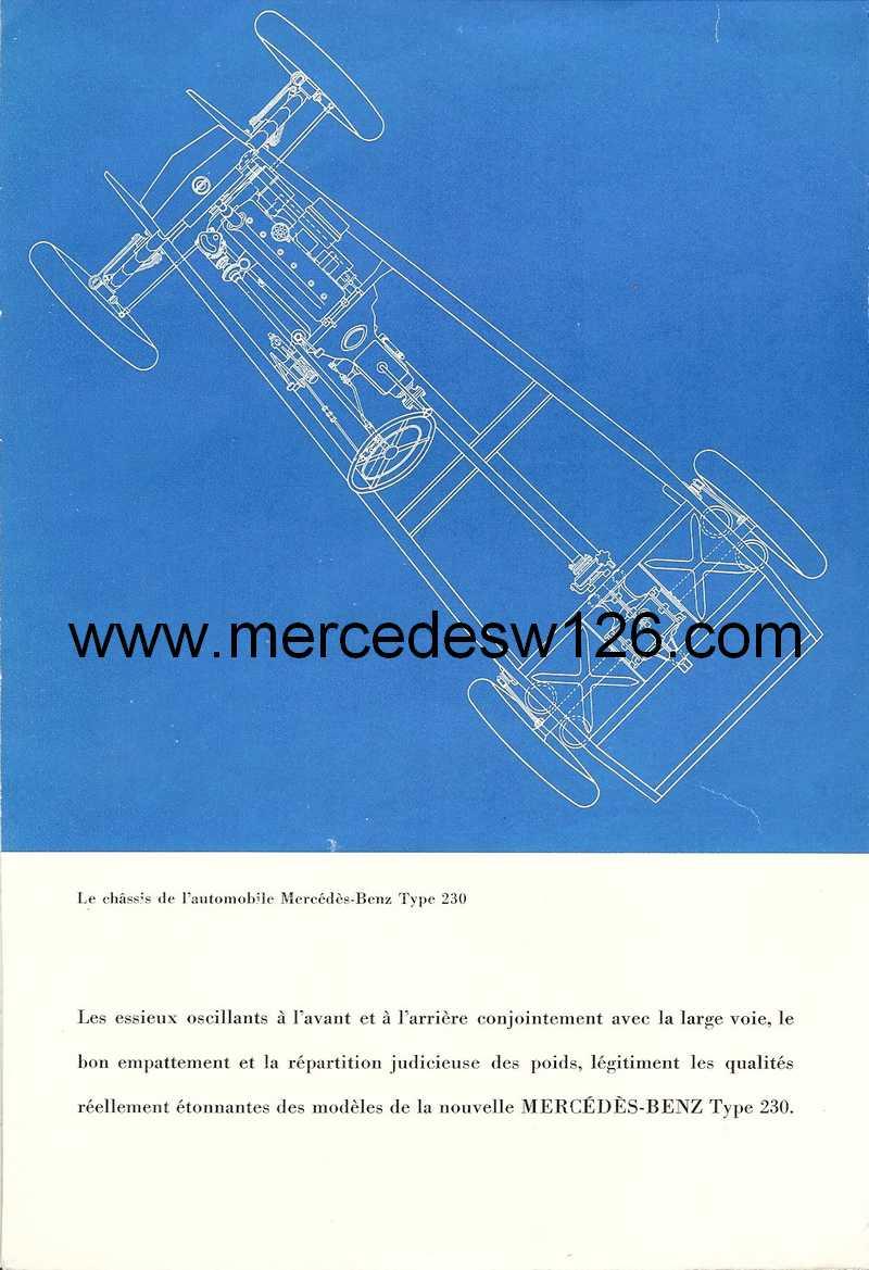 Catalogue de 1936 sur les Mercedes W143 230 W143_p15