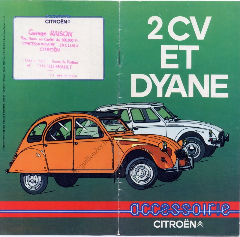 [RECHERCHE] Accessoirie Citroën Access10