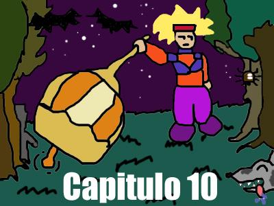 VaJ a... ¡Terranigma! - Capitulo X Campanas, princesas mudas y demas chorriflauteces Capi1011