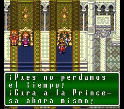 VaJ a... ¡Terranigma! - Capitulo X Campanas, princesas mudas y demas chorriflauteces Terra148