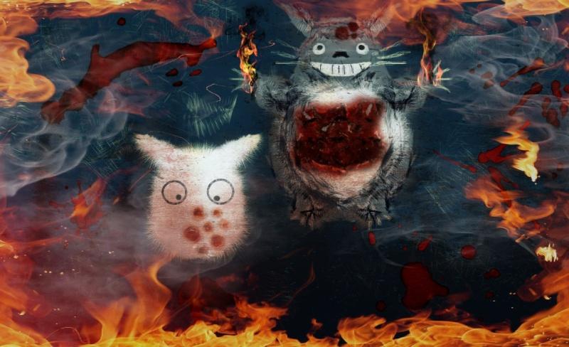 les fantomes arrivent ! - Page 2 Totoro11