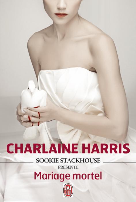 Sookie Stackhouse présente : Mariage Mortel Couv-m10
