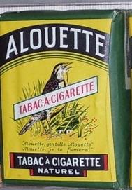 paquet de tabac  plain du quebec  Alouet10