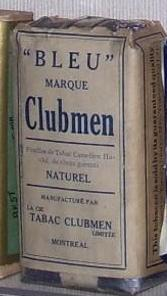 paquet de tabac  plain du quebec  Club_m10