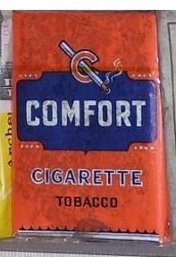 paquet de tabac  plain du quebec  Comfor10