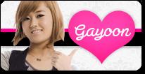 My favorite is... Gayoon10