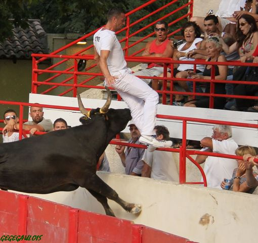 LANSARGUES - AS - Lagarde -Fabre Mailhan - Saumade -  25-07-2010 Lansar15