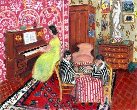 La musique dans la peinture - Page 5 Matiss10
