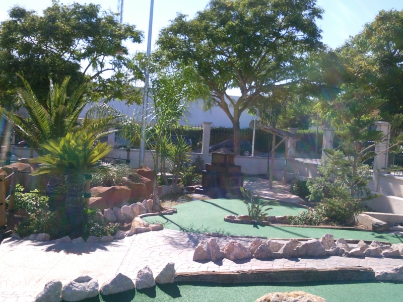 Magaluf, Mini Golf Photo041