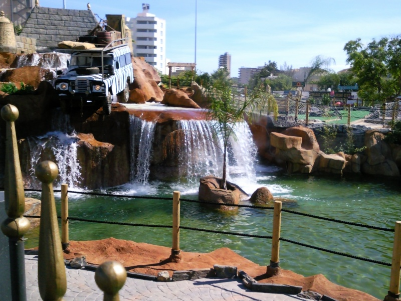 Magaluf, Mini Golf Photo042