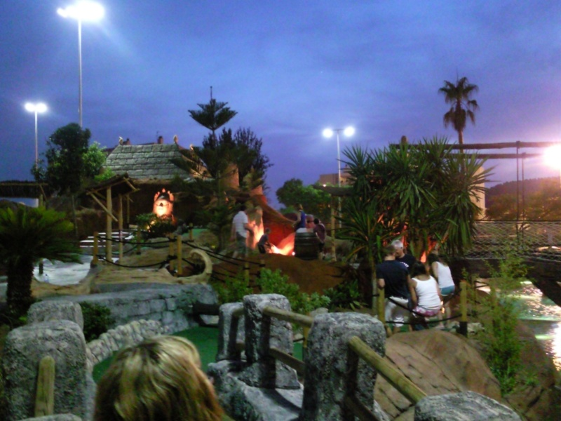 Magaluf, Mini Golf Photo043