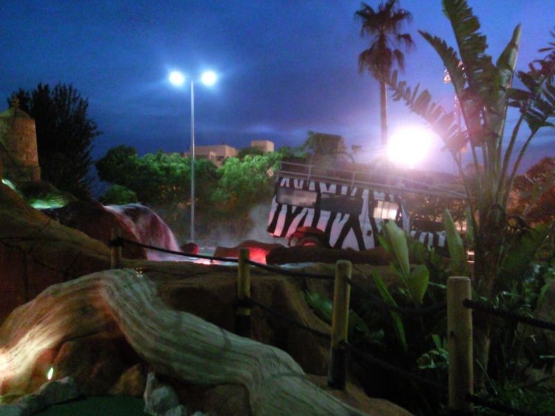 Magaluf, Mini Golf Photo044